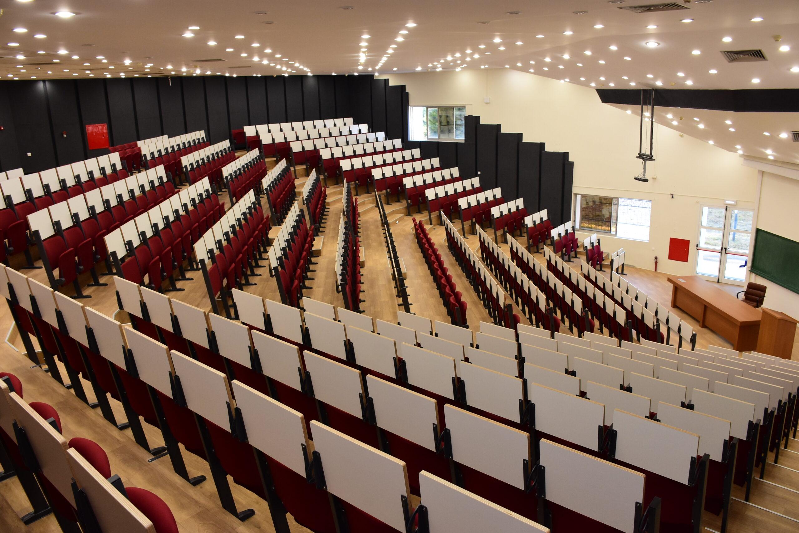 Αμφιθέατρο Τμήματος Ιατρικής Πανεπιστημίου Πατρών