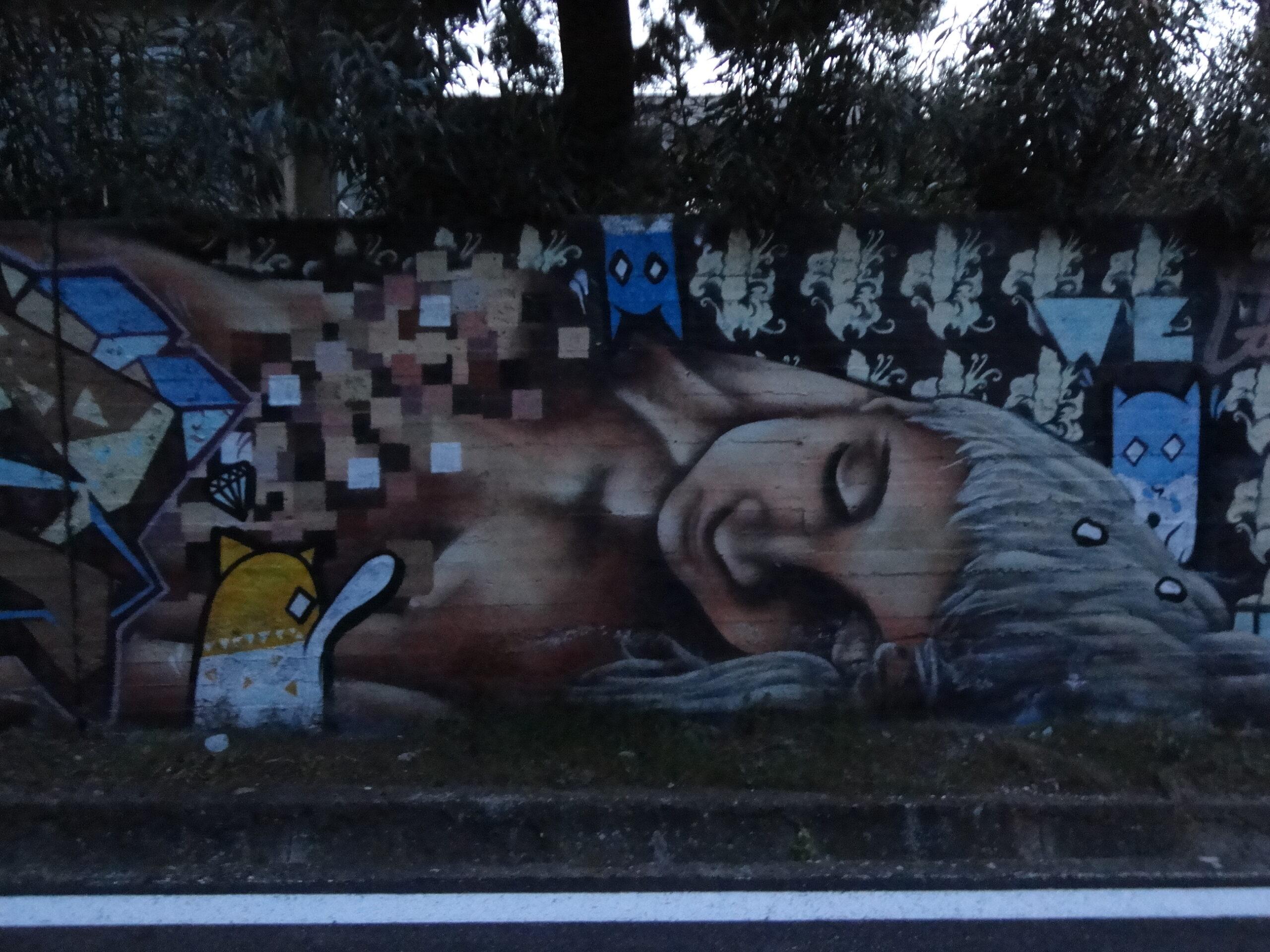 Πανεπιστήμιο Πατρών - Graffiti